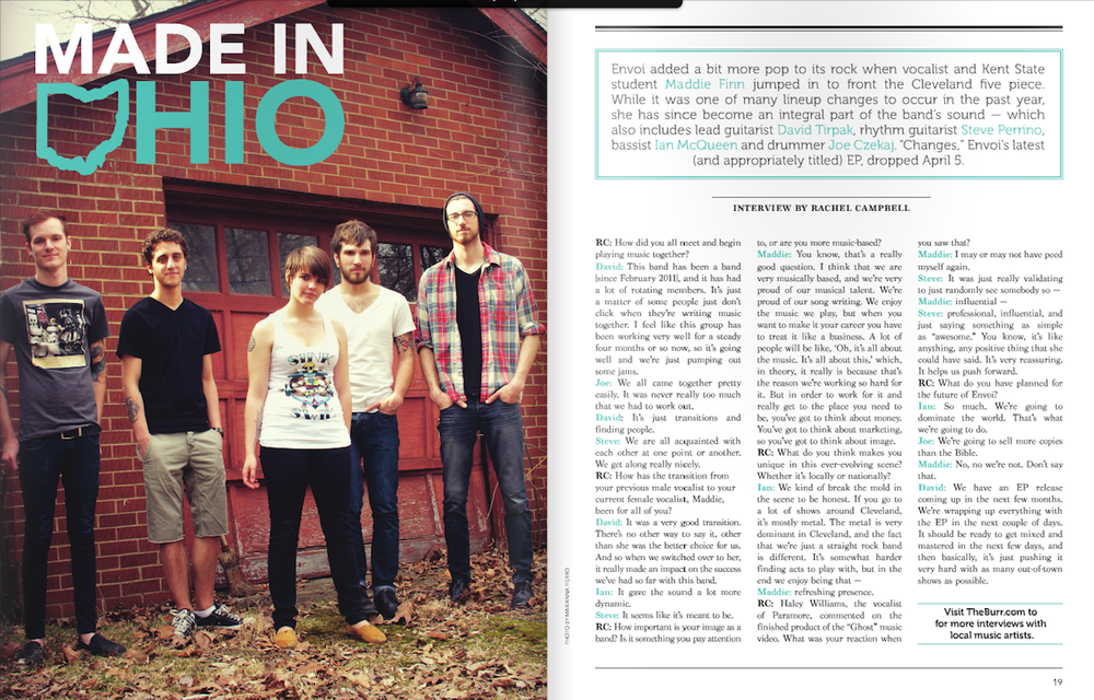 Made In Ohio - May 2013