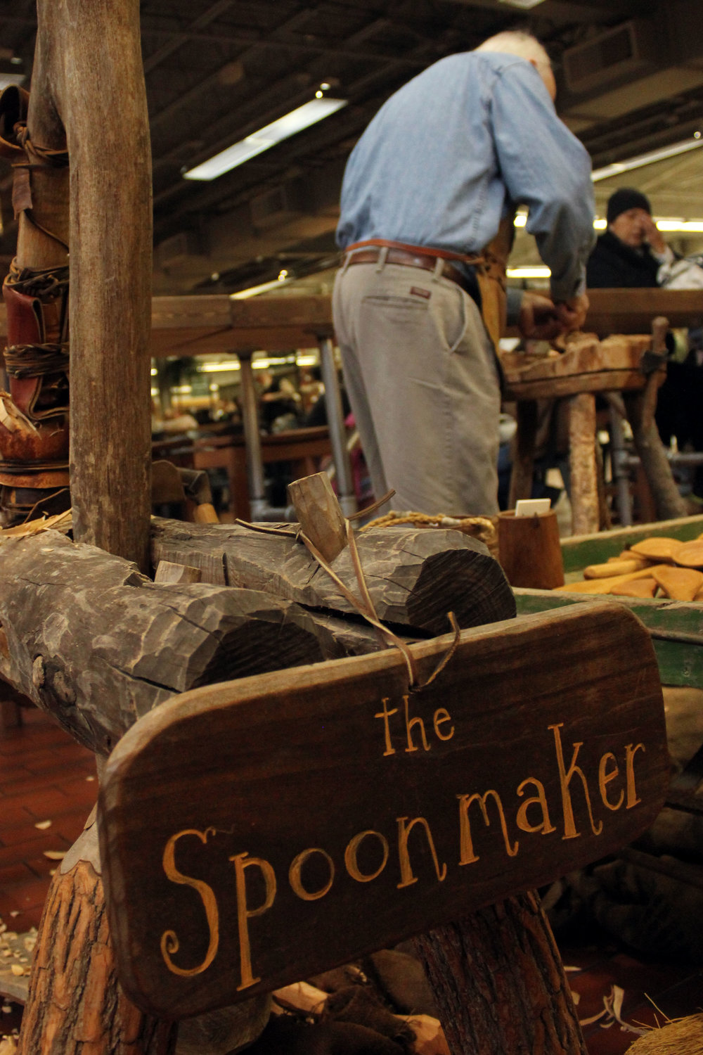 The Spoonmaker