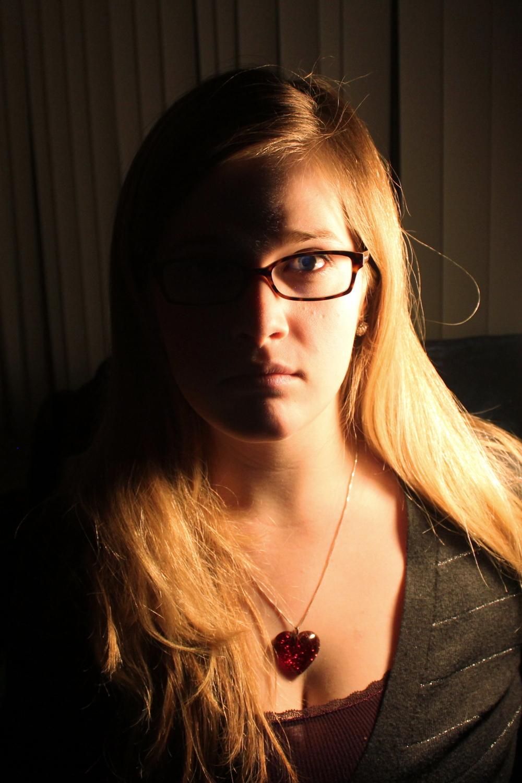 Portrait - Kristen