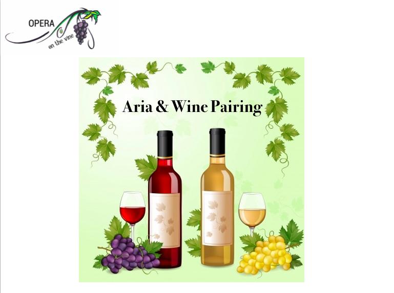 Arias & Wine Pairing