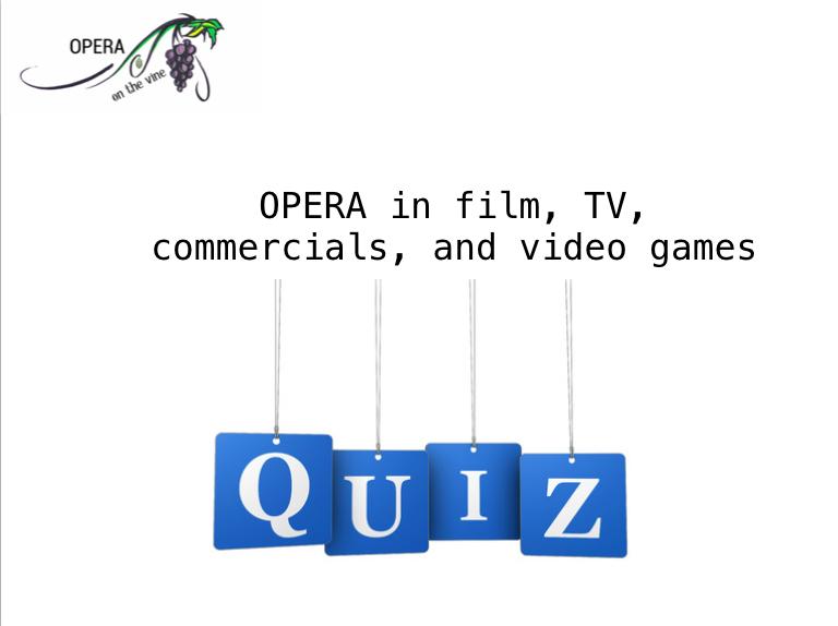 Opera in Media