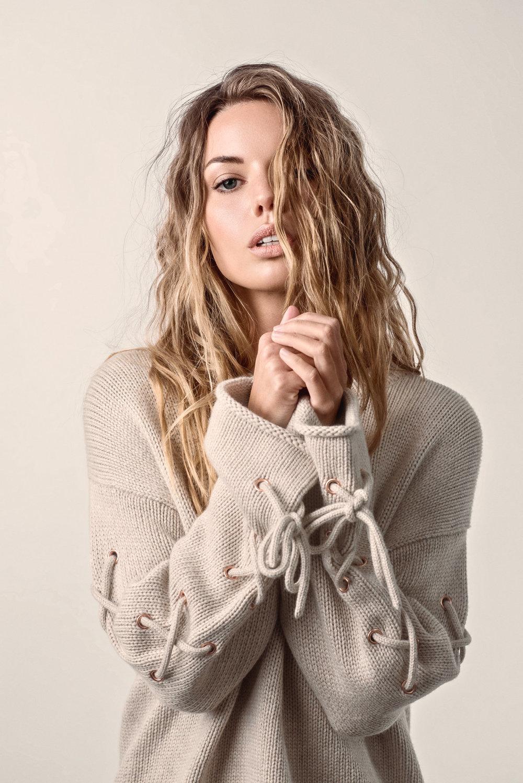 See By Chloé, Oversized Knit (Birch), $699;