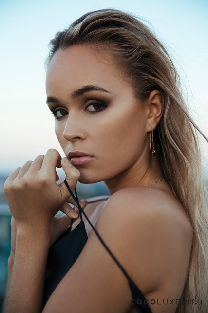 Cocoluxe Body Campaign, Makeup Artist, Gold Coast