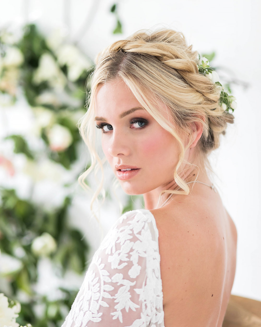 Professional Wedding Hair and Makeup Artist Sunshine Coast