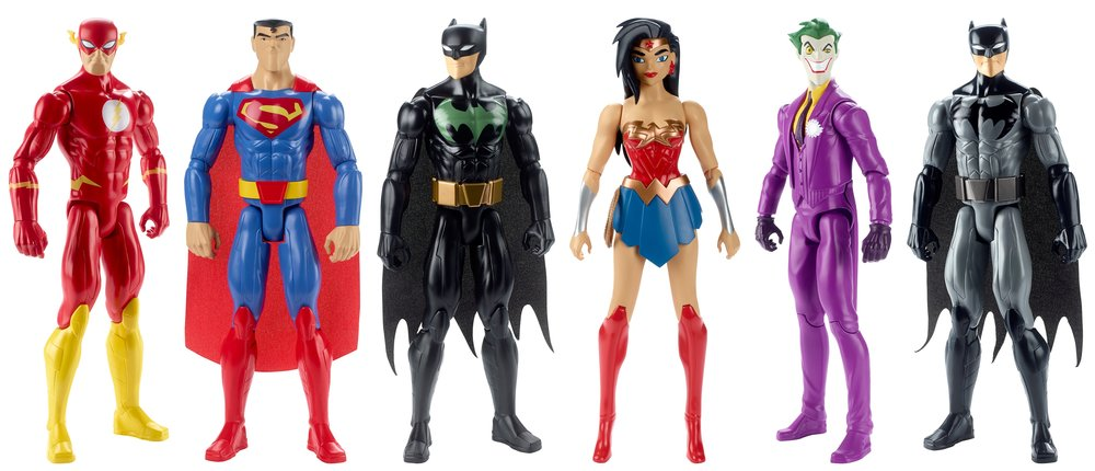 "Justice League Action  12"" Figure Assortment"