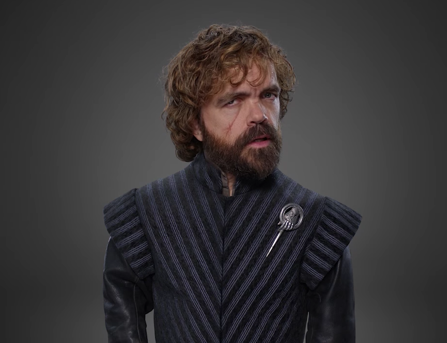game of thrones season 7 peter dinklage robot mutant matt sager