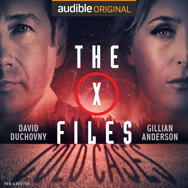 x files cold cases audiobook