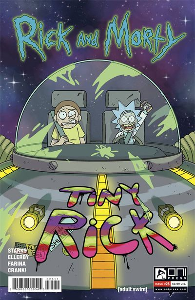 Rick & Morty #25