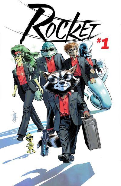 Rocket #1