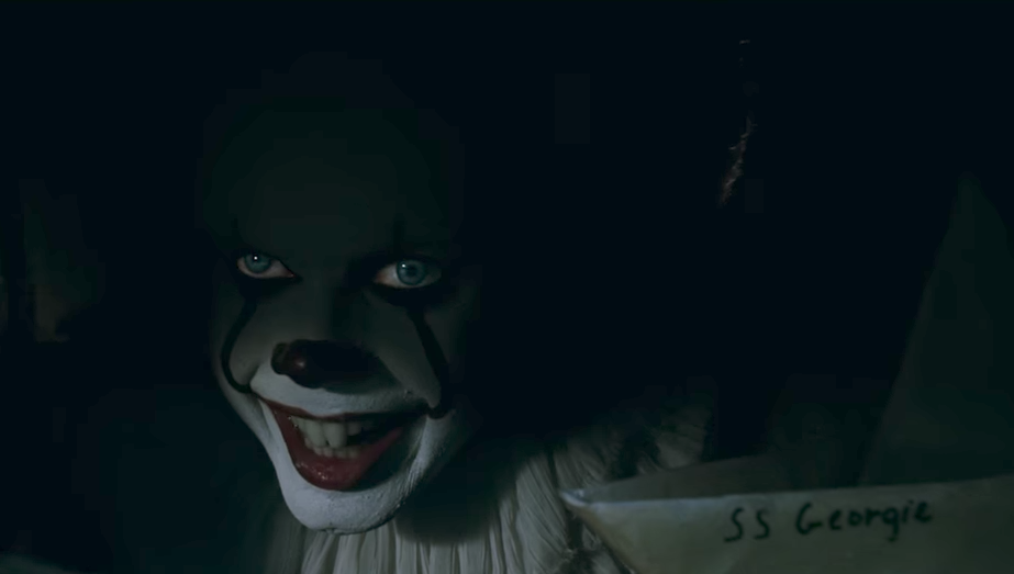 The first trailer for  Stephen King 's  It  has arrived! Watch, and you'll float too!