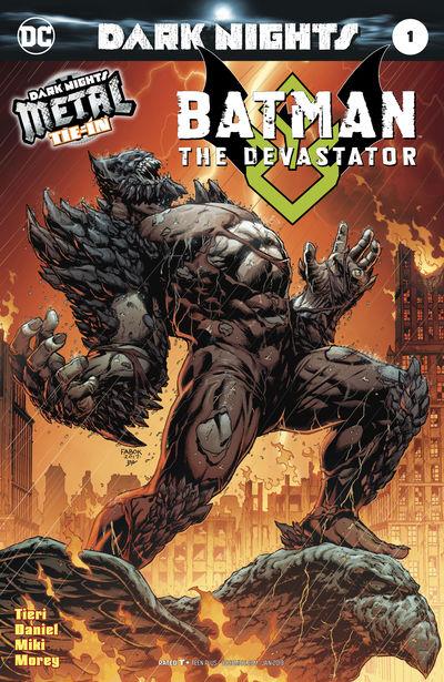 Batman The Devastator (One shot)