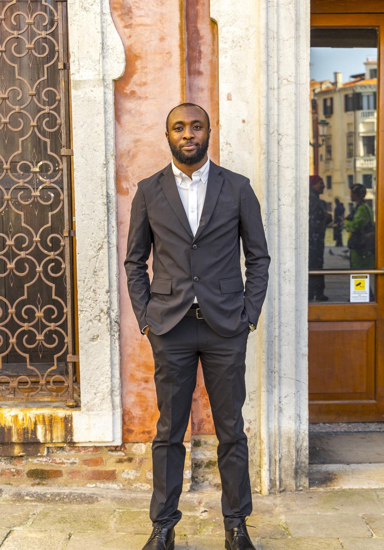 Associate Curator, Emmanuel Iduma