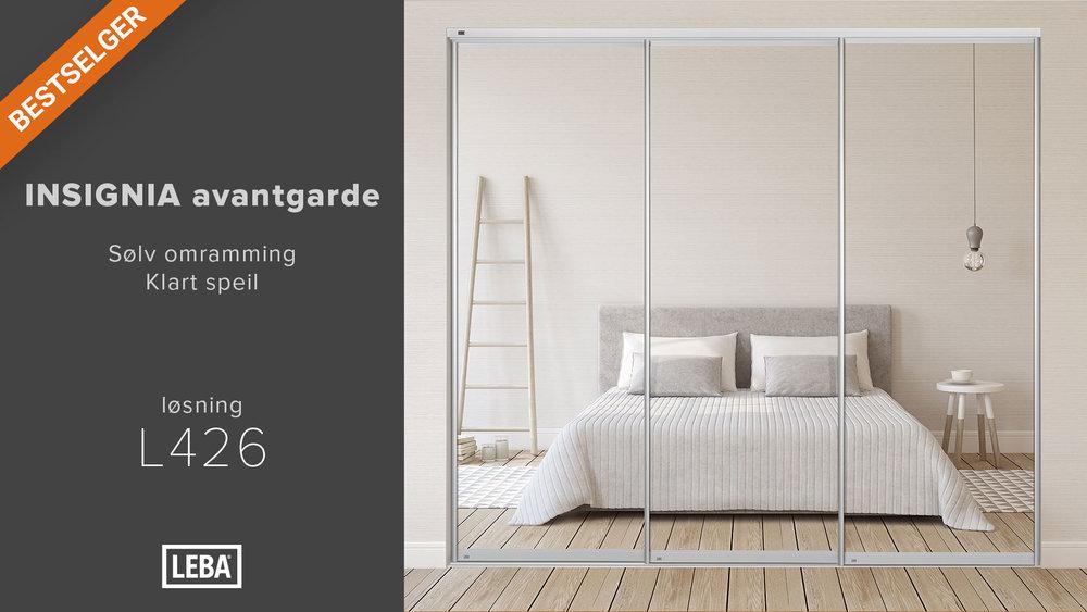L426-3D-LEBA-Avantgarde-Sølv-Klart-speil.jpg