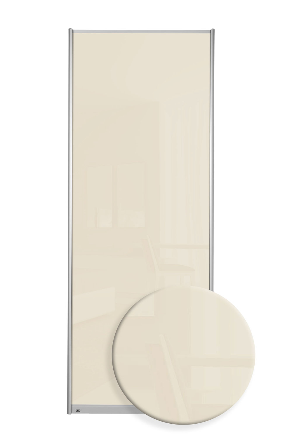 F7103 - Lys beige glass