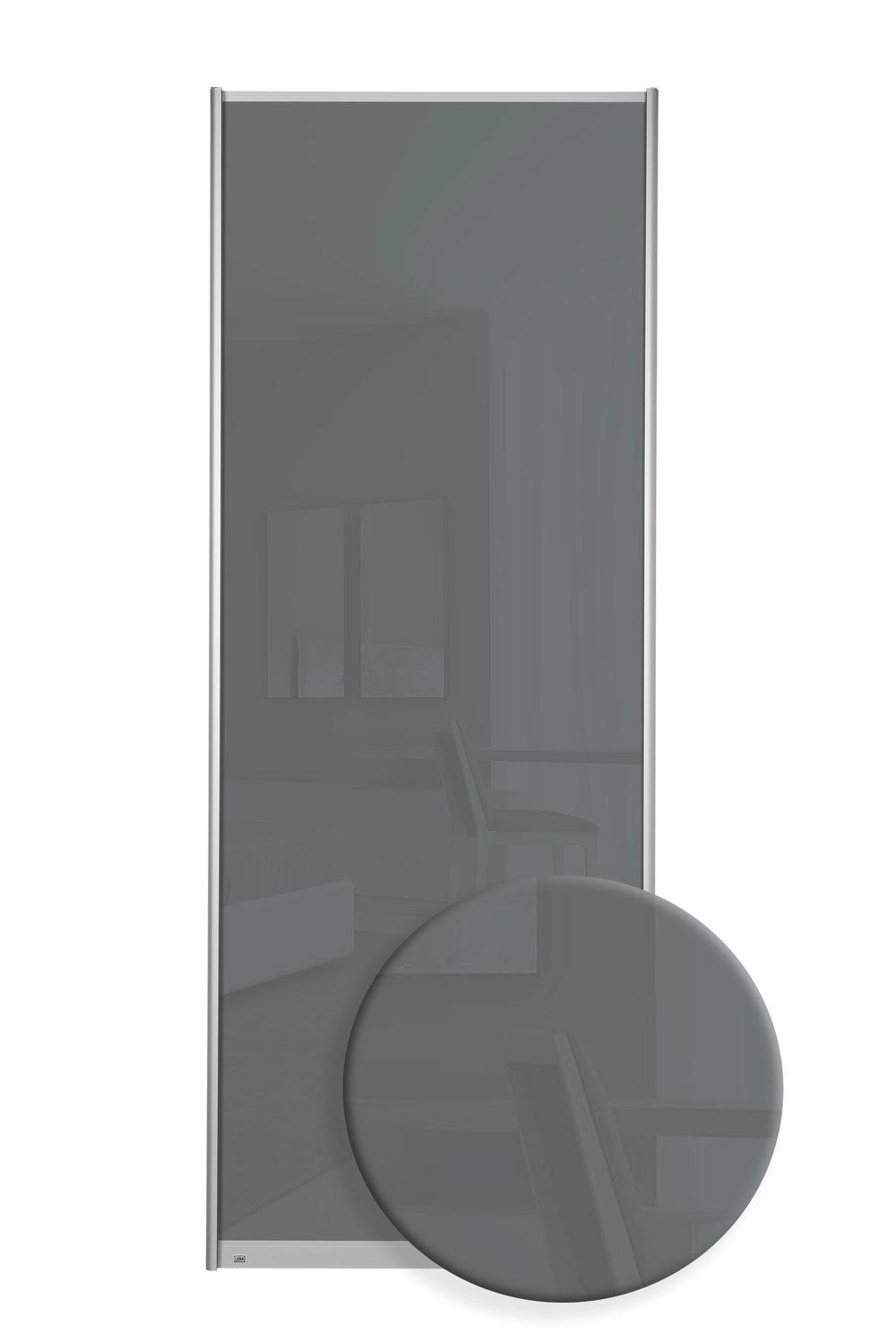F7107 - Grått glass