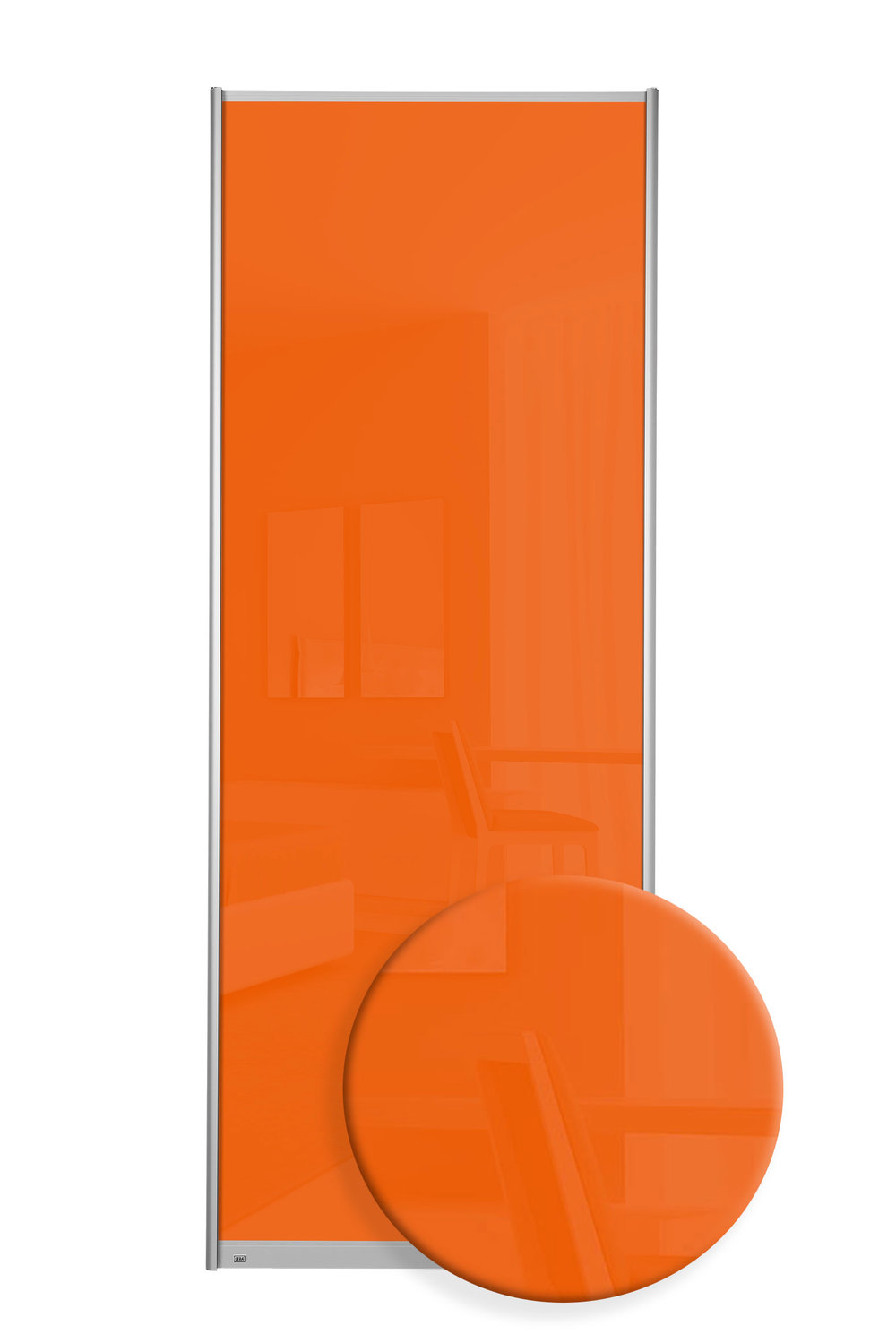 F7112 - Orange glass