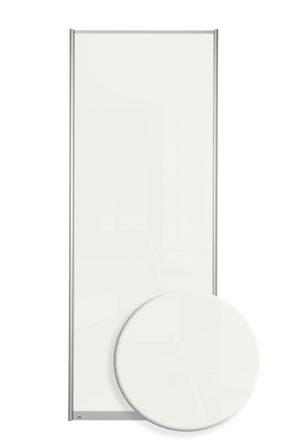 F7201 - Ekstra hvitt glass