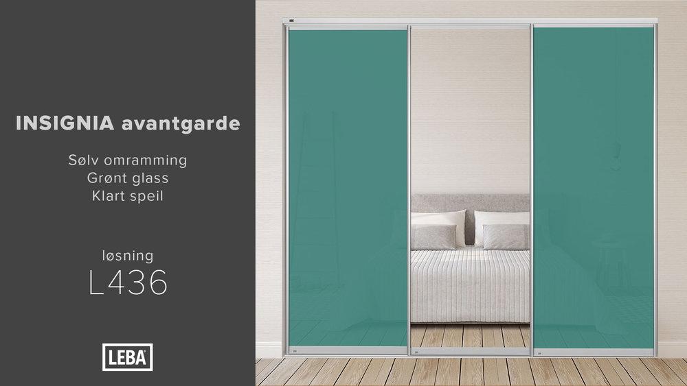 L436-3D-LEBA-Avantgarde-Sølv-Grønt-Glass-Klart-Speil.jpg
