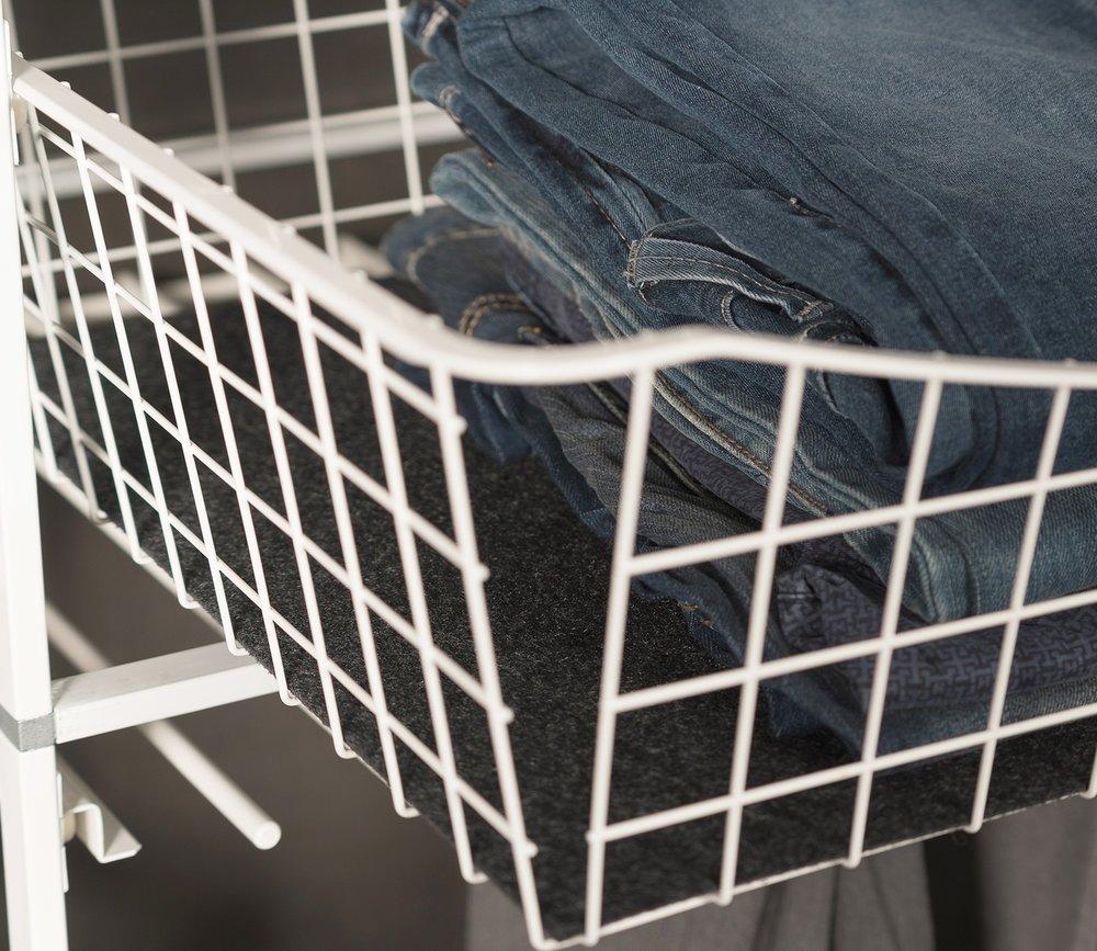 LEBA garderobe innredning ADDERA trådkurv roller 6.jpg