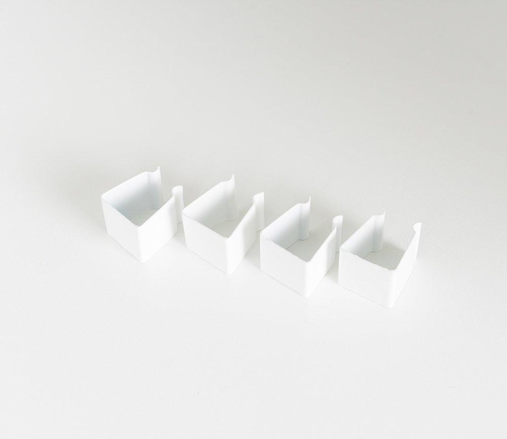 LEBA garderobe ADDERA klips for sammenfesting av trådkurvstativ 1.jpg
