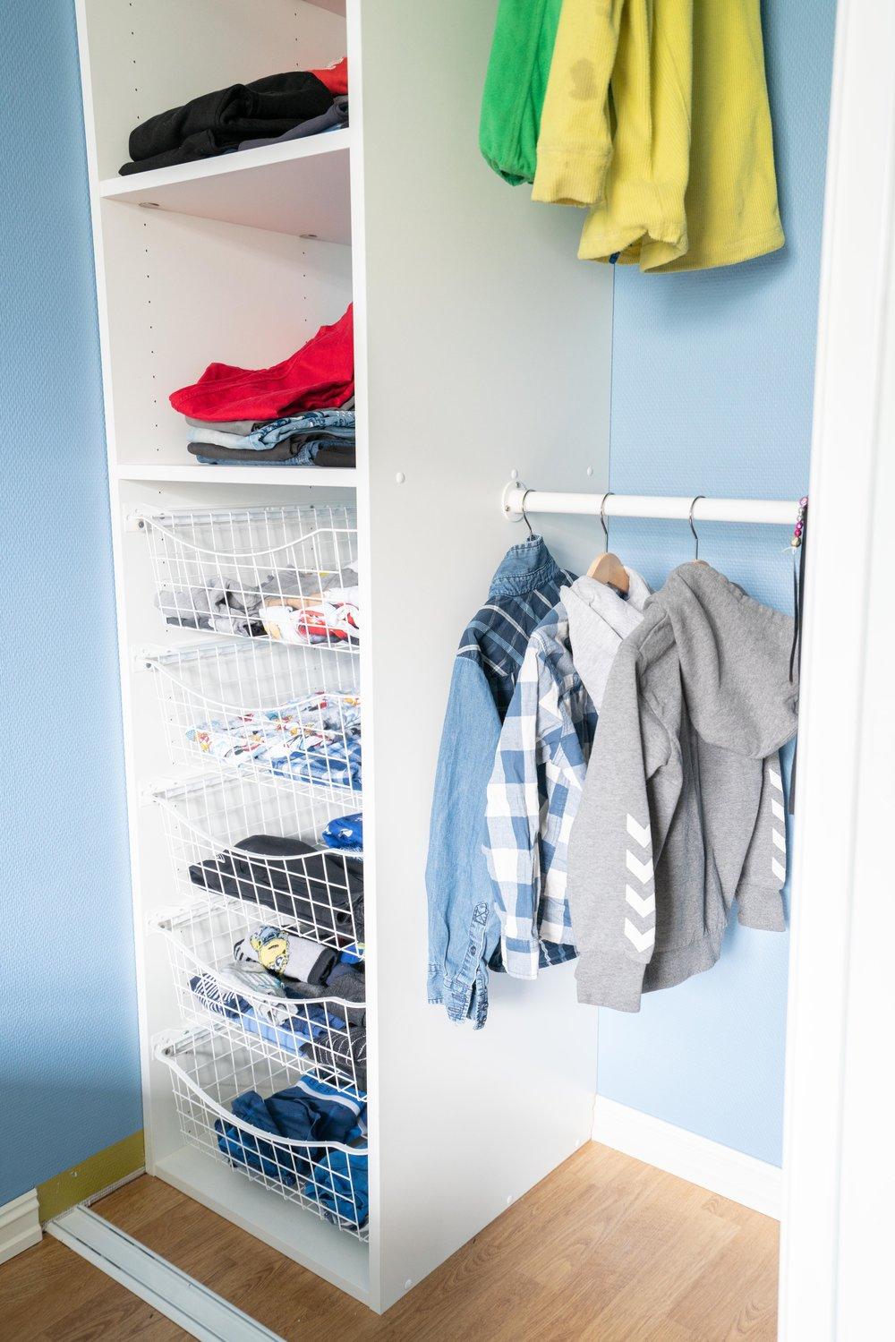 LEBA garderobe