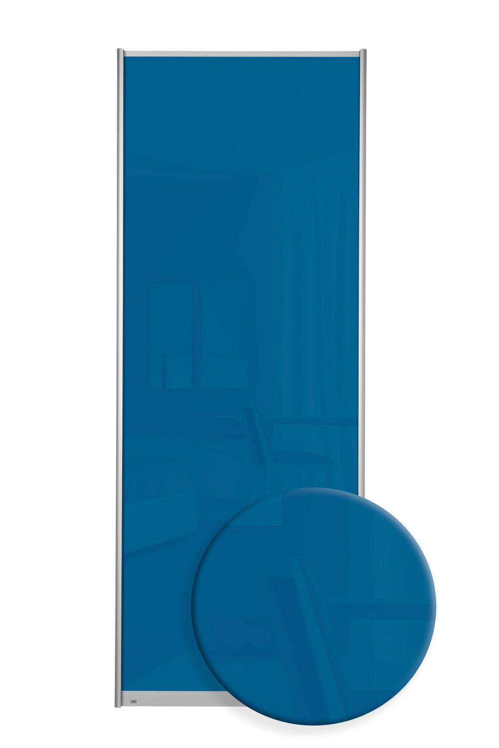 F7111 - Blått glass