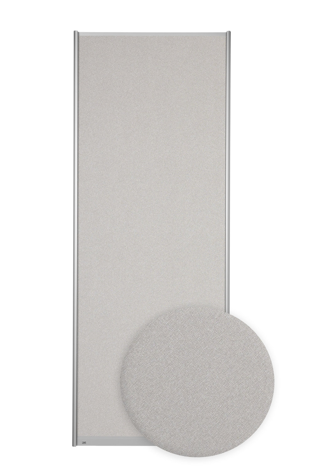 F5214 – melert lysgrå
