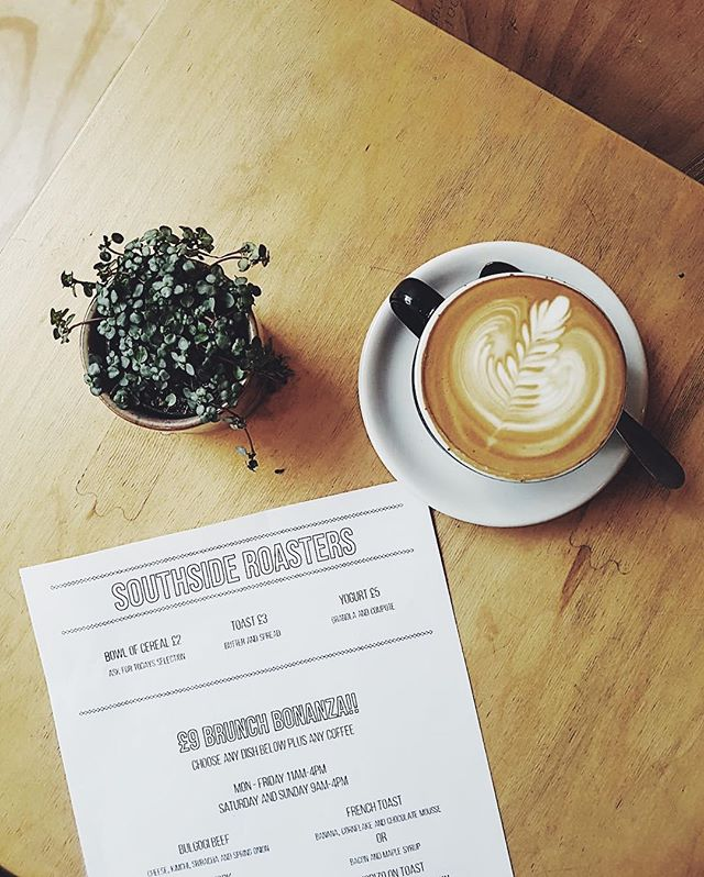 Have you tried our new menu yet? ☕️👌🏻