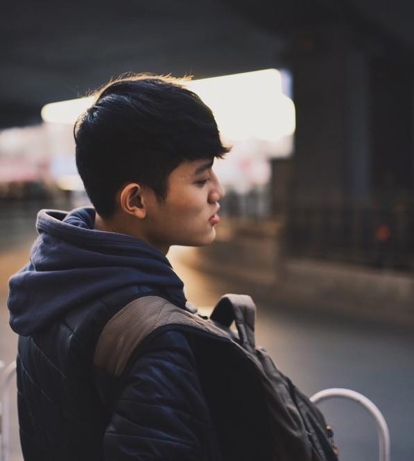 Self-portrait Kehao Chen