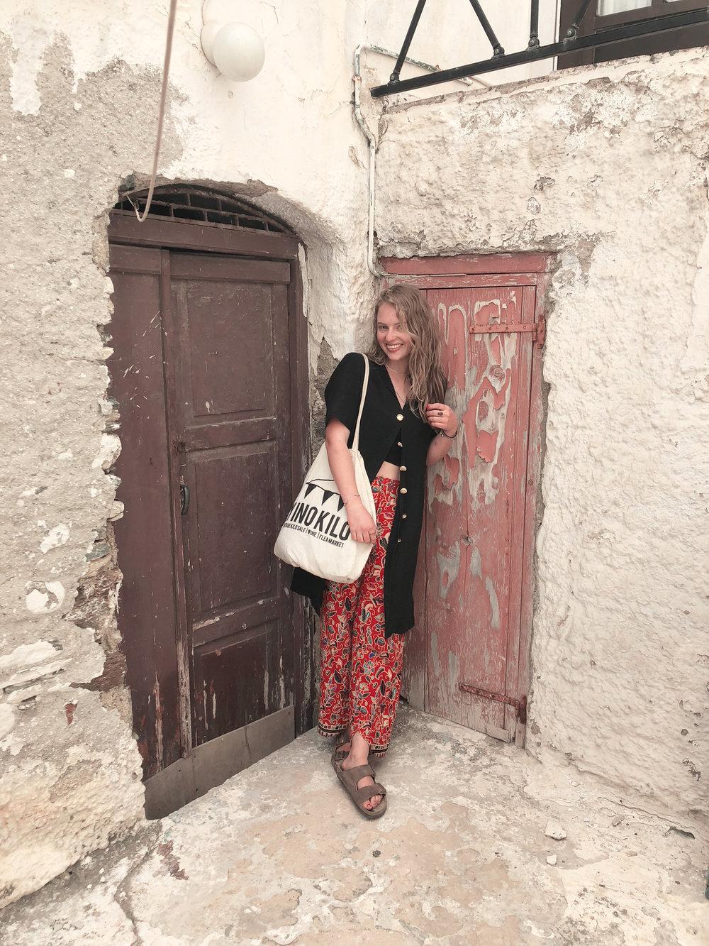 Onna Weber, VinoKilo's social media manager