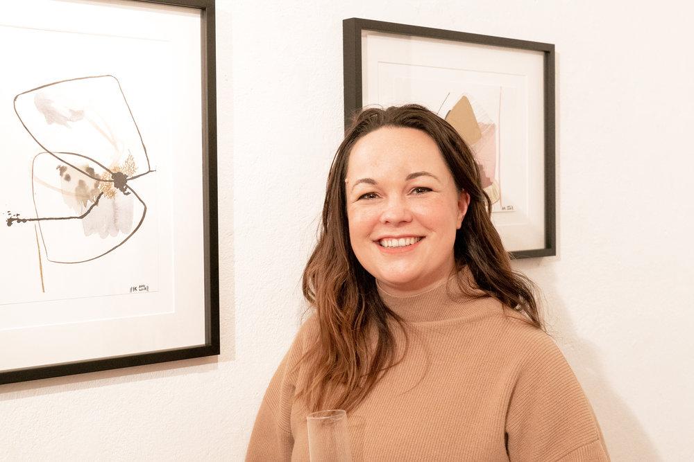 Hannah ist unus E2E Managerin für die Niederlande und verwendet ihren künstlerischen Hintergrund für ihre Arbeit