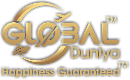 GlobalDuniya - Tour the world, Cheap and best vacations, Flights, Hotels, Transfer, Bus, Insurance and Luxury cruises.