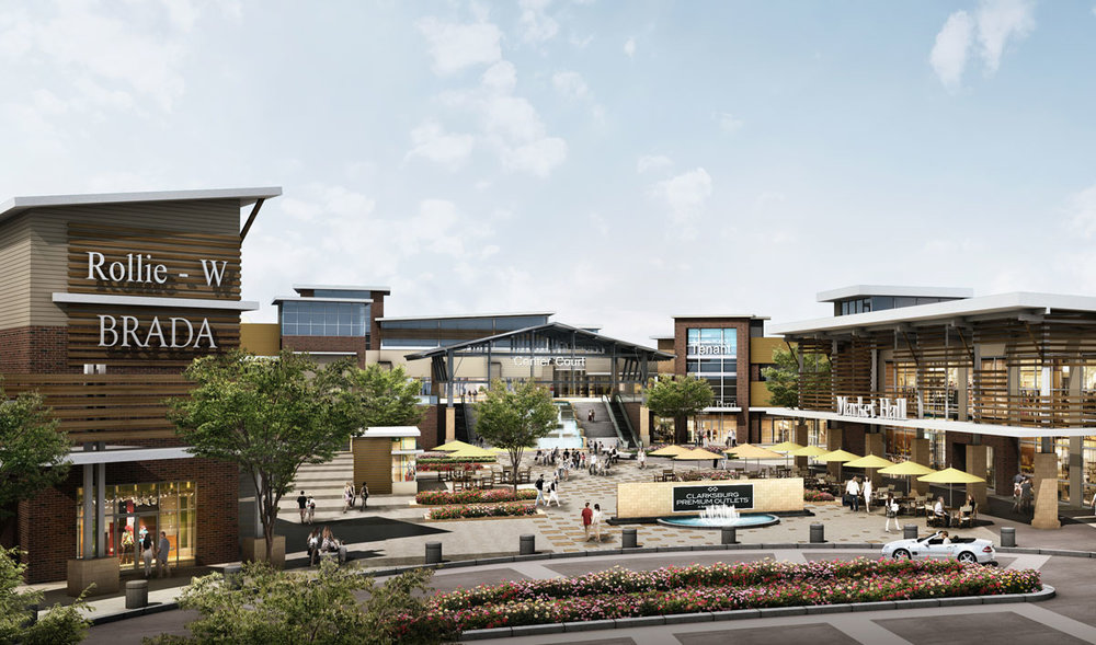 Clarksburg Premium Outlets — IBD Destinations 8a631d9be60
