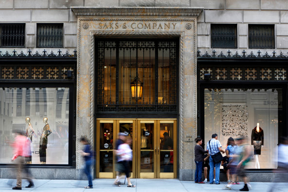 Shop at Saks Fifth Avenue