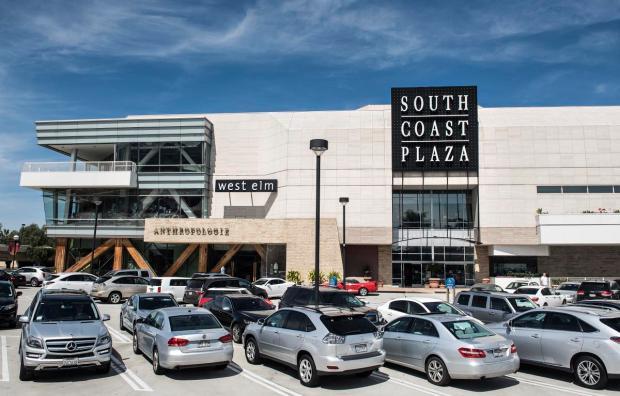 Shop at South Coast Plaza