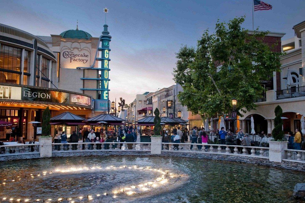 Shop at The Grove