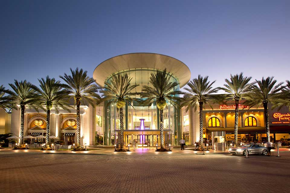 Shop at The Mall at Millenia