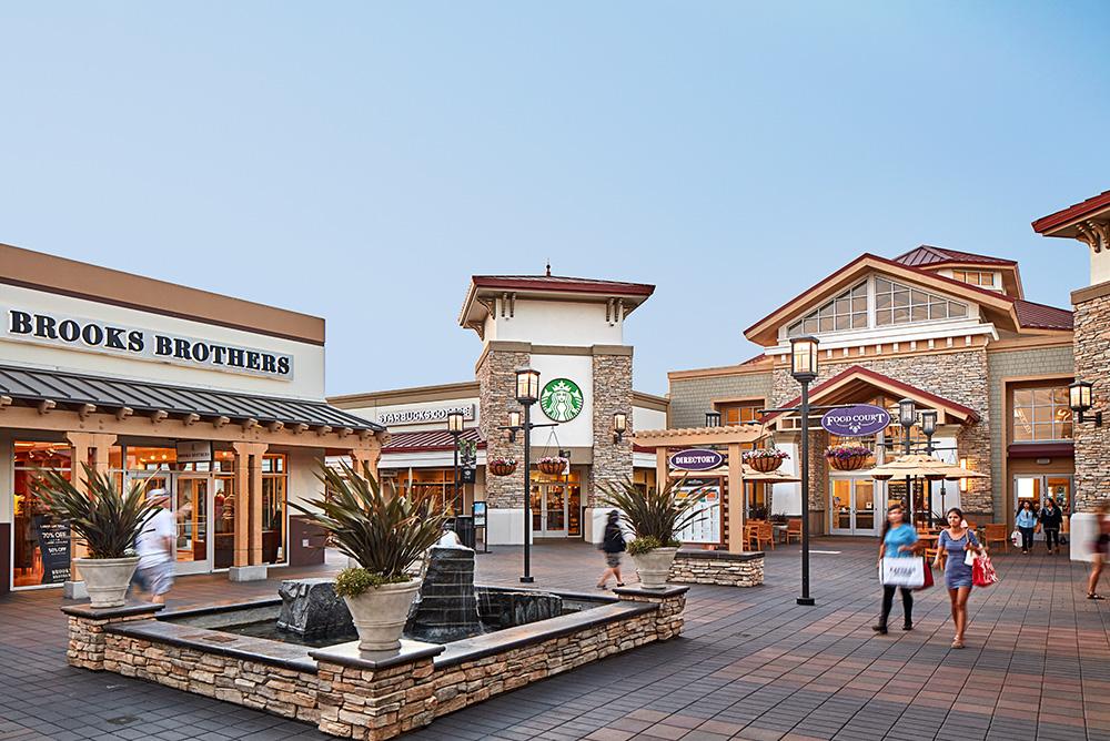 San Fransisco Premium Outlets