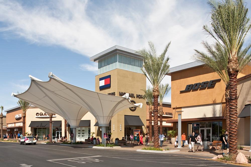 The Las Vegas Premium Outlets