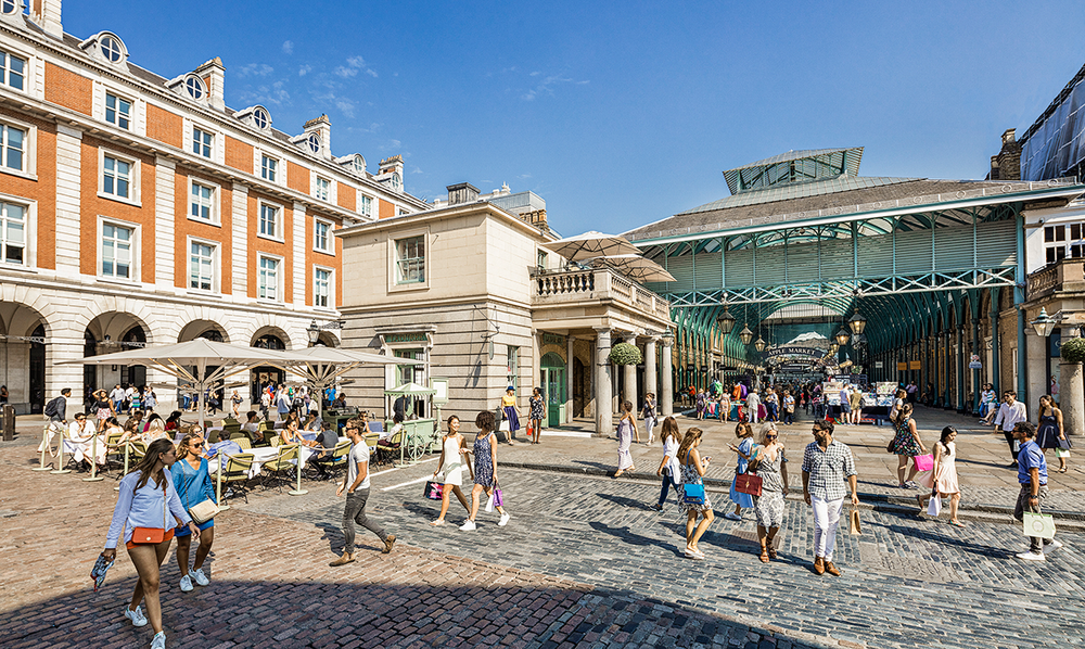 Shop at Covent Garden