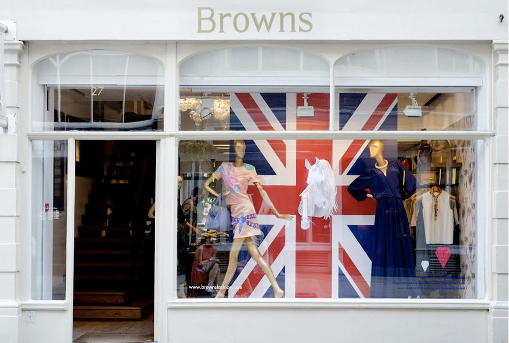 布朗斯买手店