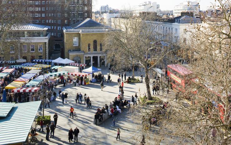 约克公爵广场