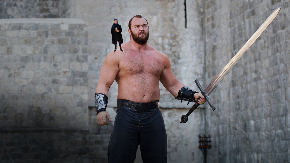 Me vs The Mountain