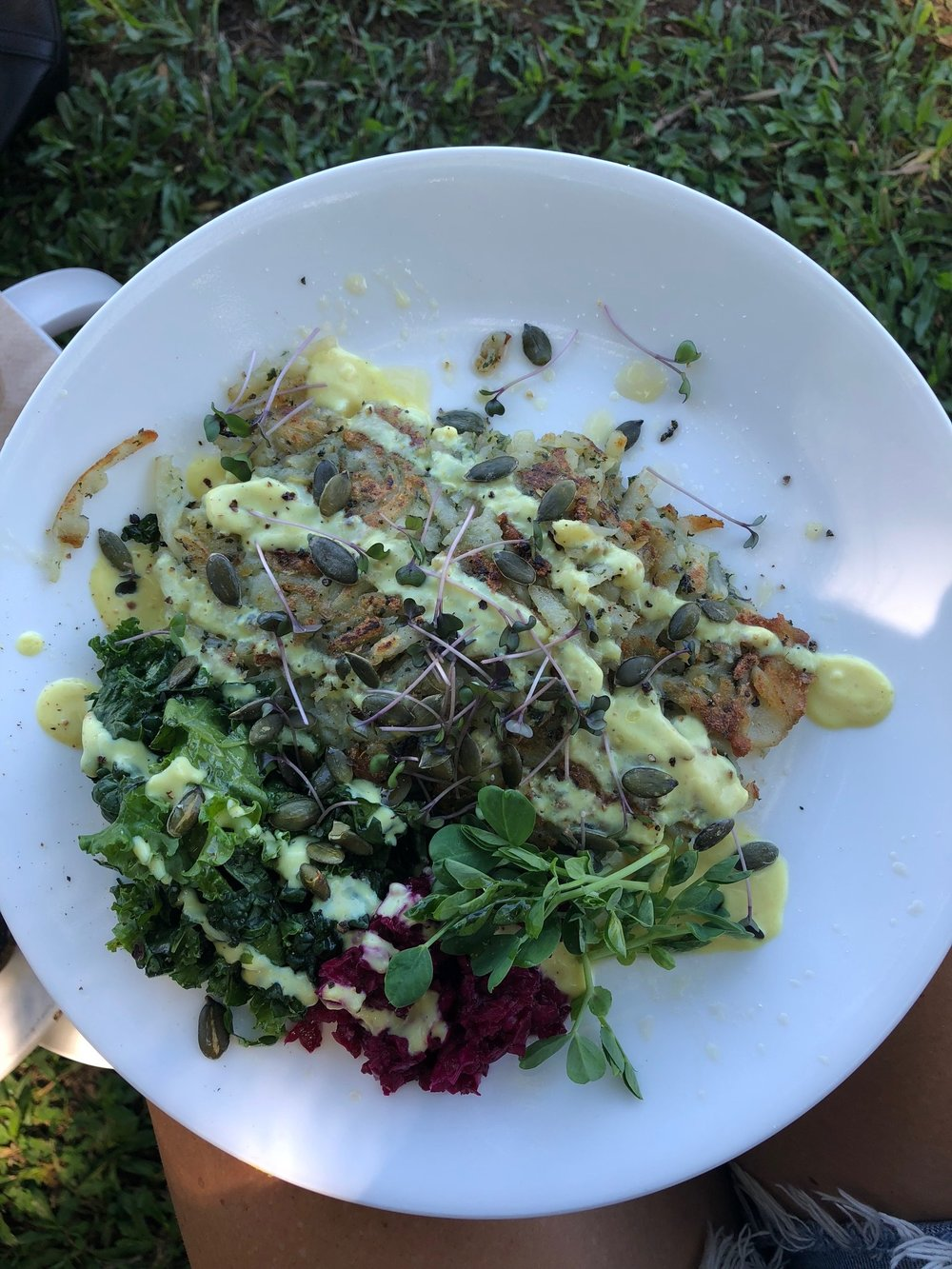 Nourished Live Food, Currumbin Community Markets