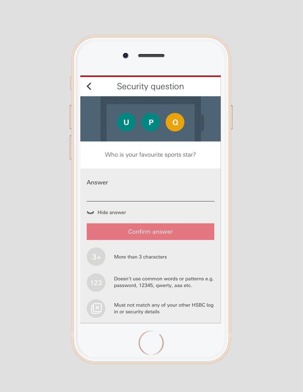 HSBC - Trusted Device — SingularLab
