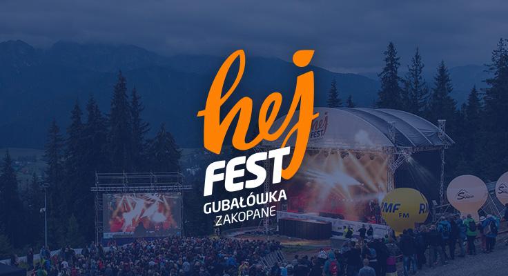 Hej Fest - Najwyżej położony festiwal w tej części Europy. Najwyższy polski festiwal. Odbywa się w lecie na samym szczycie Gubałówki, goszcząc tysiące widzów i największe gwiazdy polskiej muzyki przez całe wakacje!
