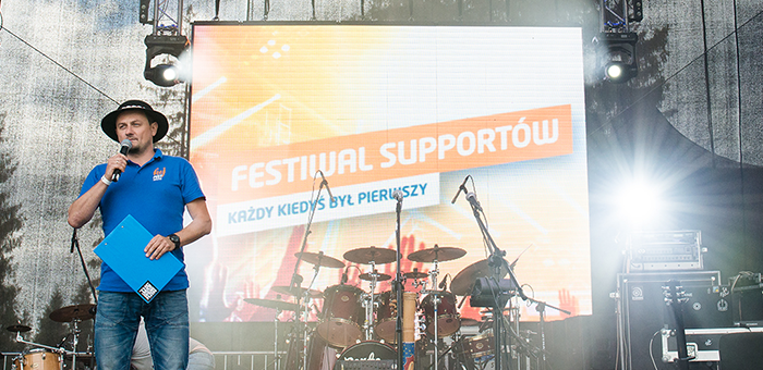 IDEA FESTIWALU - Celem Festiwalu Supportów jest wyłonienie najlepszych, najciekawszych i najbardziej obiecujących zespołów...
