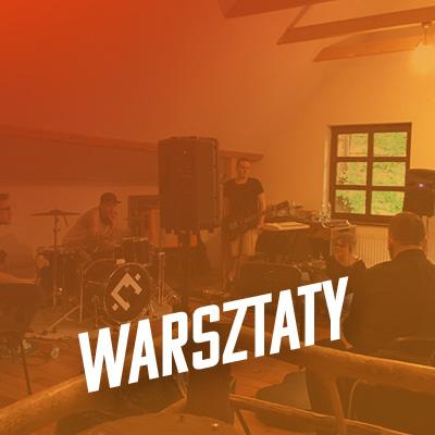 Warsztaty Muzyczne w Jaworkach - Festiwal Supportów