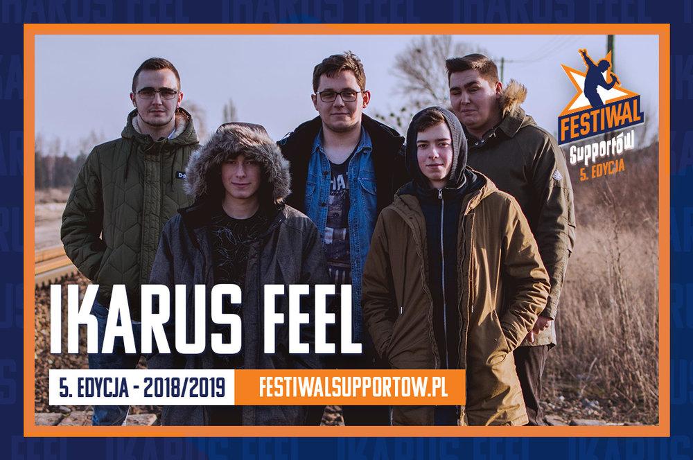 Ikarus Feel - Festiwal Supportów