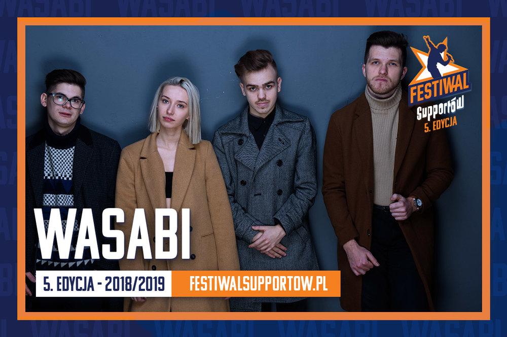 Wasabi - Festiwal Supportów